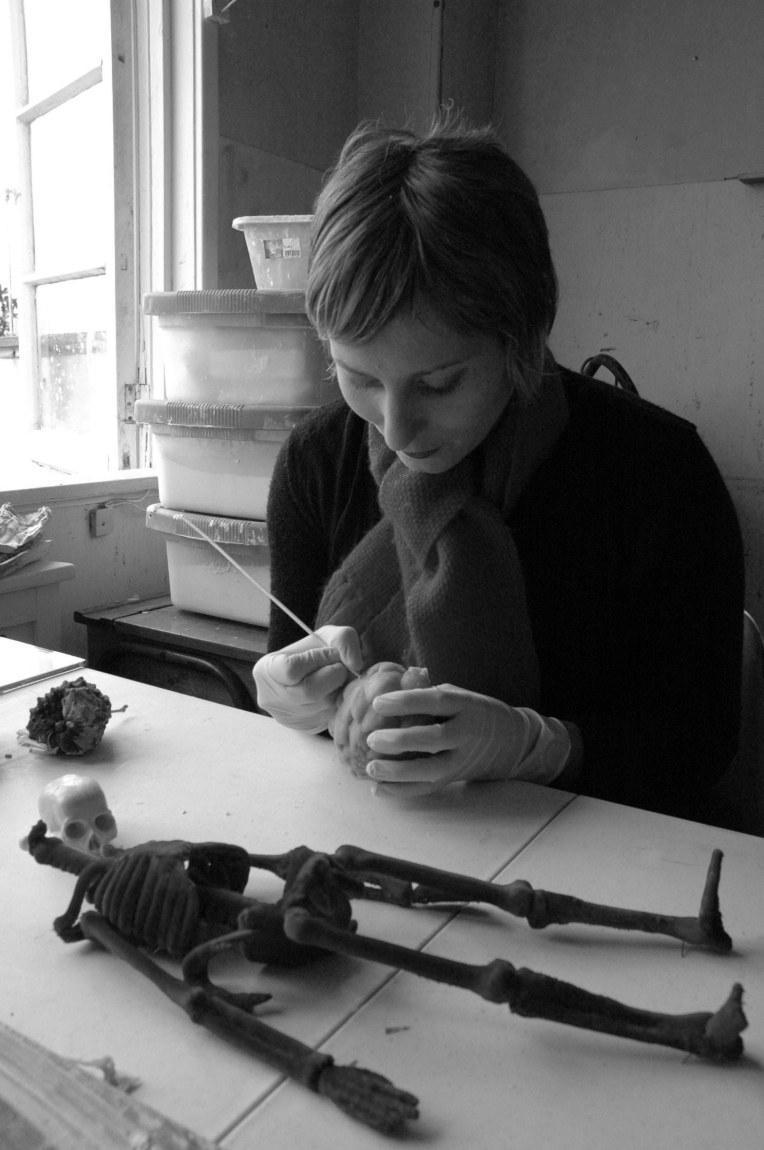 Hannah Bremner studio1